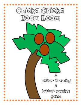 ABC Chicka Chicka Boom Alpha Trees