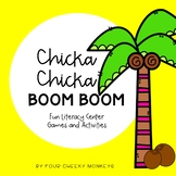 Chicka Chicka Boom Boom Activities   Letters