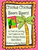 Chicka Chicka Boom Boom- A Math & Literacy Unit