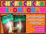 Chicka Chicka Boom Boom {A Name Craftivity}