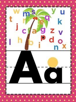 Chicka Chicka Boom Boom ABC cards