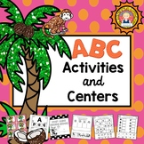 Chicka Chicka Boom Boom Activities in English and Spanish