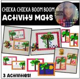 Chicka Chicka Boom Boom Activity Mats