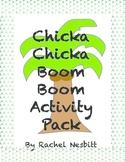 Chicka Chicka Boom Boom Activity Pack