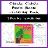 Chicka Chicka Boom Boom Activity Pack (Lower Elementary - NO PREP, Print & Go)