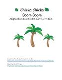 Chicka Chicka Boom Boom Adapted Book (Descriptors-Counting)
