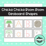 Alphabet Geoboard Task Cards