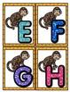 Chicka Chicka Boom Boom Alphabet Match