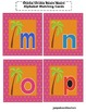 Chicka Chicka Boom Boom Alphabet and Number Matching Games
