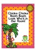 Chicka Chicka Back To School Packet