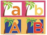 Chicka Chicka Boom Boom Beebot Upper and Lower Case Alphabet Cards