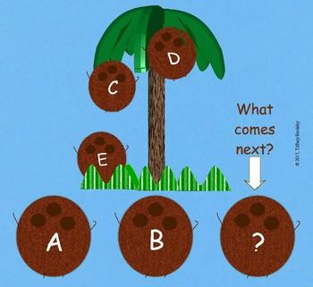 Chicka, Chicka, Boom, Boom (Bill Martin) Interactive Alphabet Order Game