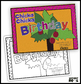 Chicka Chicka Boom Boom/ Birthday Card/ Coloring Page
