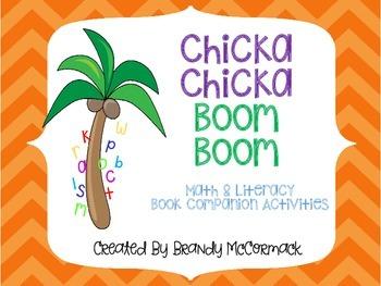 Chicka Chicka Boom Boom Book Companion