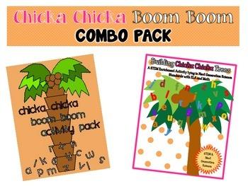 Chicka Chicka Boom Boom Combo Pack