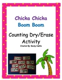 Chicka Chicka Boom Boom Common Core Counting Cards