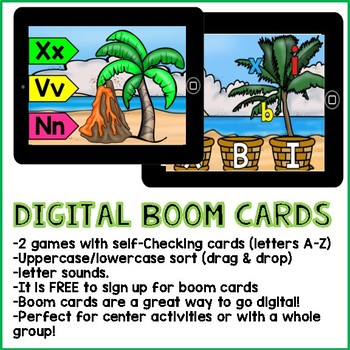 Chicka Chicka Boom Boom Companion Centers & Activities (includes Digital!)