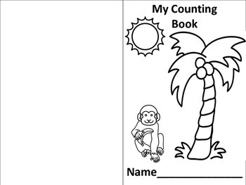 Chicka Chicka Boom Boom Counting Book 1-10