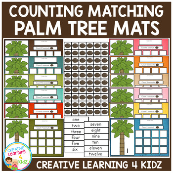 Coconut Counting Boards
