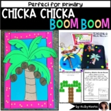 Chicka Chicka Boom Boom Craft and Activities | STEM | Distant Learning