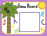 Chicka Chicka Boom Boom Game Capital and Lowercase Letters