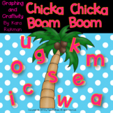 Chicka Chicka Boom Boom: Graphing and Craftivity