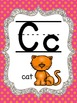 Chicka Chicka Boom Boom Inspired Alphabet Picture Poster