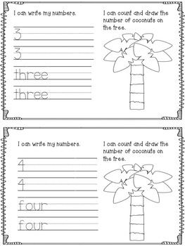 Chicka Chicka Boom Boom Integrated Math and Literacy Activities