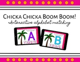 Chicka Chicka Boom Boom - Interactive Alphabet Matching