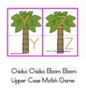 Chicka Chicka Boom Boom Letter Matching Game