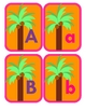 Chicka Chicka Boom Boom Letter Matching/Memory Game