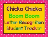 Chicka Chicka Boom Boom Letter Recognition Tracker