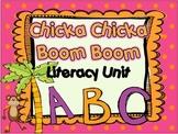 Chicka Chicka Boom Boom Literacy Unit