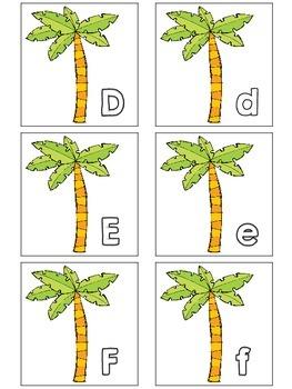 Chicka Chicka Boom Boom ~ Literacy and Math Activities