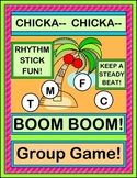 """Chicka Chicka Boom Boom"" - Book Companion with An ACTIVE Game!"