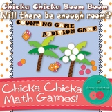 Chicka Chicka Boom Boom inspired Numbers Game