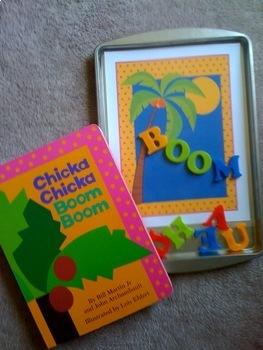 Chicka Chicka Boom Boom Mats