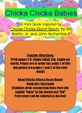 Chicka Chicka Boom Boom Mini Book, Capital and Lowercase Matching