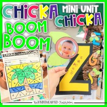 Chicka Chicka Boom Boom Mini Unit and Craft