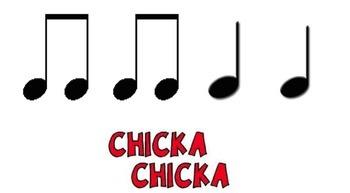 Chicka Chicka Boom Boom Music Lesson Plan
