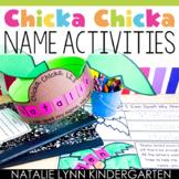 Chicka Chicka Boom Boom Name Activities   EDITABLE Name Pr