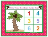 Chicka Chicka Boom Boom Number Match 1-30
