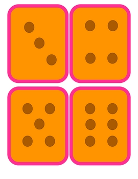 Chicka Chicka Boom Boom Number Matching/Memory Game