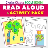 Chicka Chicka Boom Boom Read Aloud PACK ELA Math Activitie