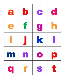 Chicka Chicka Boom Boom SORTING LETTER Activity and GAME, SPEECH THERAPY