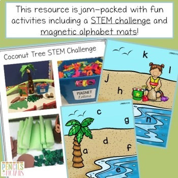Chicka Chicka Boom Boom - STEM Activities, ELA, Math, Crafts, & More!