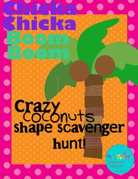Chicka Chicka Boom Boom Shape Hunt