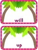 Chicka Chicka Boom Boom Sight Word Literacy Center Fry Words 1-100 the first 100