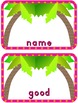 Chicka Chicka Boom Boom Sight Word Literacy Center Fry Words 101-200 Second 100