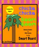 Chicka Chicka Boom Boom Smart Board Interactive Letter Match